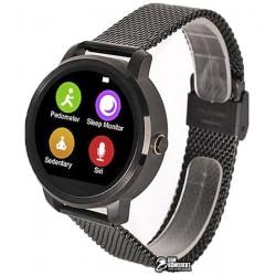 Смарт часы UWatch V360, черные