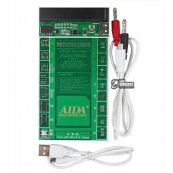 Плата активации и зарядки аккумуляторов AIDA A-602 с цифровой индикацией