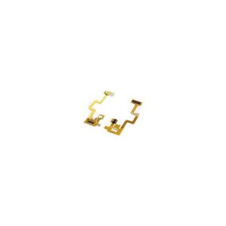 Шлейф для LG C3300, C3380, C3400, межплатный, с компонентами