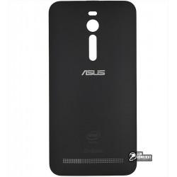 Задняя панель корпуса для Asus ZenFone 2 (ZE550ML), черная