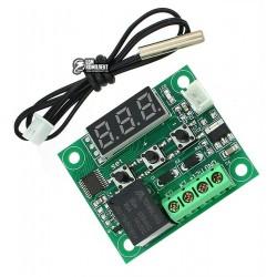 Терморегулятор цифровой W1209 от -50°C, до 110°C
