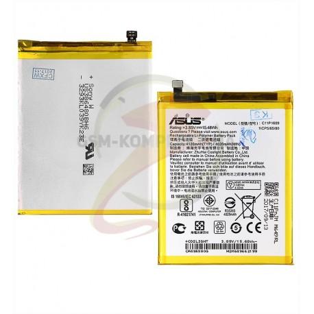 Акумулятор для Asus Zenfone 3 Max (ZC553KL) 5.5, Li-ion, 3,8 В, 4100 мАч