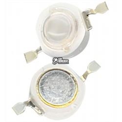Ультрафиолетовый светодиод, 3W 385-390nm