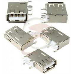 Гнездо USB-A боковое