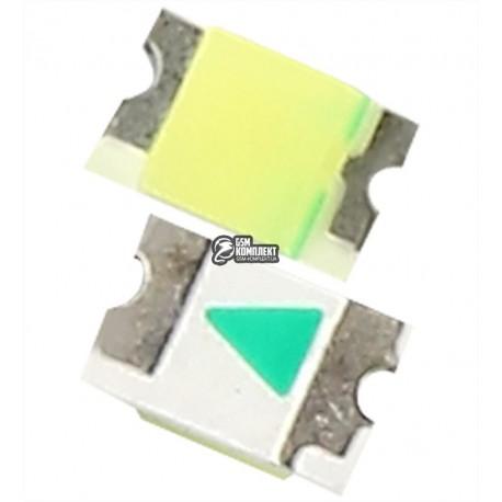 Светодиод SMD 0805, желтый HT17-2102UYC