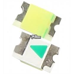 Светодиод SMD 0805, зеленый HT17-2102UBGC