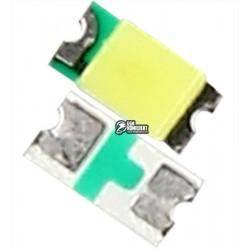 Светодиод SMD 0603, желтый