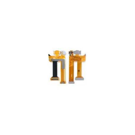 Шлейф для LG KF750, KF755, KF756, межплатный, с компонентами