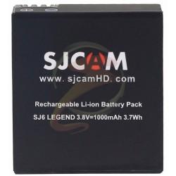 Аккумулятор SJCAM SJ6 battery
