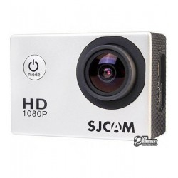 Экшн-камера SJCAM SJ4000, белая