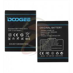 Аккумулятор (акб) для Doogee Y100, (Li-ion 3.7V 2200mAh)