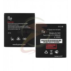 Аккумулятор BL7405 для Fly IQ449 Pronto, оригинал, (Li-ion 3.6V 1350mAh), (381W95000002)