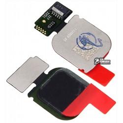 Шлейф для Huawei P10 Lite, для сканера отпечатка пальца (Touch ID), черный