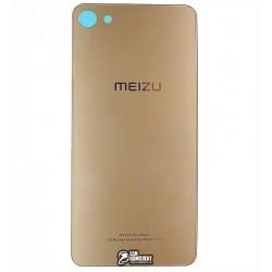 Задняя панель корпуса для Meizu U10, золотистая