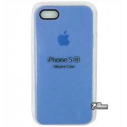 Чехол защитный Silicone case для iPhone 5 / 5s / SE, replica