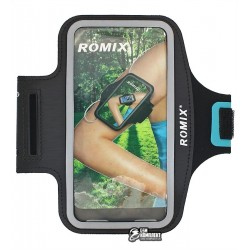Сумка Romix RH07 Touch Screen Armband Case 5.5 черная