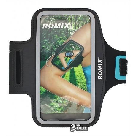 Сумка Romix RH07 Touch Screen Armband Case 5.5 черная