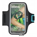 Сумка Romix RH07 Touch Screen Armband Case 5.5 чорний колір