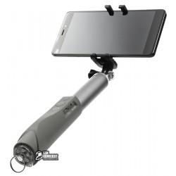 Монопод iPEARL для GoPro и смартфонов, серый