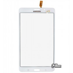 Тачскрин для планшетов Samsung T230 Galaxy Tab 4 7.0, T231 Galaxy Tab 4 7.0 3G , T235 Galaxy Tab 4 7.0 LTE, белый, (версия 3G)