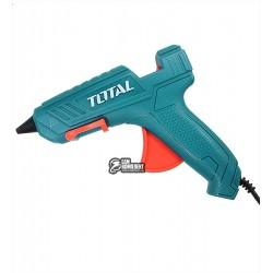 Клеющий пистолет TOTAL TT101116 100Вт, 11.2мм
