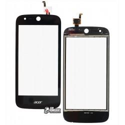 Тачскрин для Acer Liquid Z330 DualSim, черный