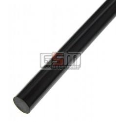 Термоклей , силиконовый черный D11 мм , длинна 20см