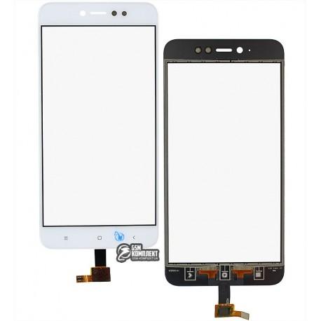 Тачскрин для Xiaomi Redmi Note 5A, белый