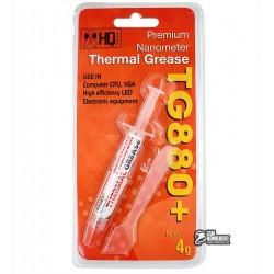 Термопаста HQ-Tech TG880+ TU4.0, 4g, 6.0 W/mK