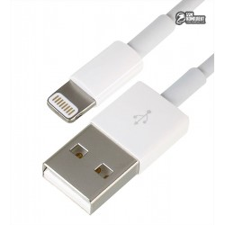 Кабель Lightning - USB, MD819 Apple Cable (2 m)