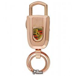 Зажигалка USB, Porsche, электрическая, со спиралью
