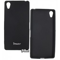 Чехол iPaky для Sony D6502 Xperia Z2, D6503 Xperia Z2, силиконовый, черный