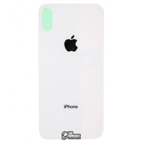 Задняя панель корпуса для Apple iPhone X, белая
