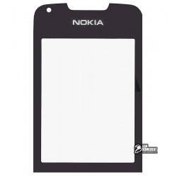 Стекло корпуса для Nokia 8800 Arte, фиолетовое