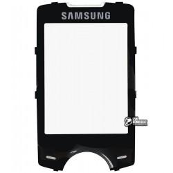 Стекло корпуса для Samsung U600, черный
