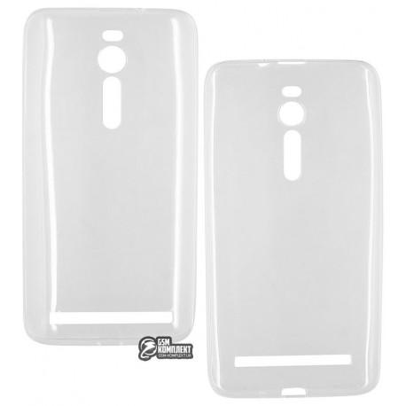 """Чехол OuCase для Asus ZenFone 2, 5,5"""", прозрачный"""
