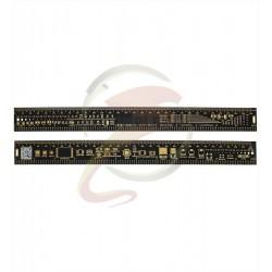 Многофункциональная линейка радиолюбителя PCB Ruler, L= 300 мм