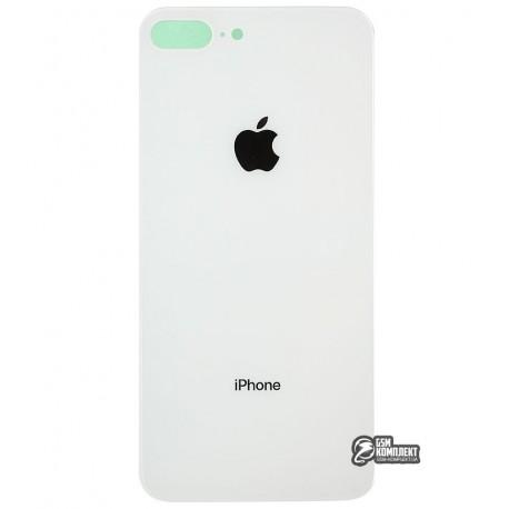 Задняя панель корпуса для Apple iPhone 8 Plus, белая