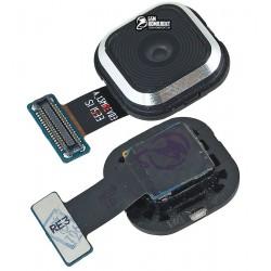 Камера для Samsung A500F Galaxy A5, A500FU Galaxy A5, A500H Galaxy A5, A500M Galaxy A5, черная, с разборки