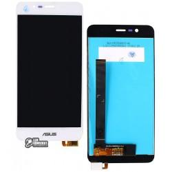 """Дисплей для Asus Zenfone 3 Max (ZC520TL) 5,2"""", белый, с сенсорным экраном (дисплейный модуль)"""
