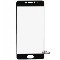 Закаленное защитное стекло Tiger Glass для Meizu M6, 0,26 mm 9H, 2.5D, черное