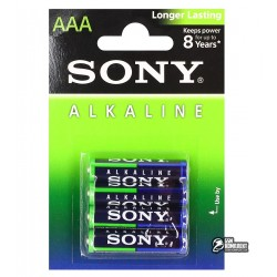 Батарейка SONY LR 03 Alkaline, 1шт.