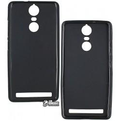 Чехол-накладка TOTO matte Lenovo Vibe K5 Note A7020 черный