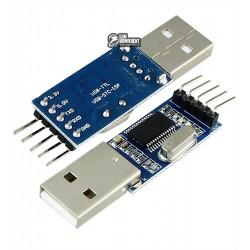 Преобразователь USB - RS-232 TTL PL2303HX
