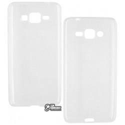 Чехол ультратонкий для Samsung G532 Galaxy J2 Prime, силиконовый, прозрачный