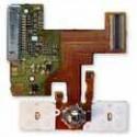 Шлейф для Nokia 3250, с компонентами, с верхним клавиатурным модулем, с джойстиком
