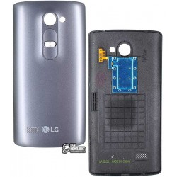 Задняя крышка батареи для LG H324 Leon Y50, серая