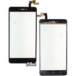 Тачскрин для Xiaomi Redmi Note 4 Global (2017), черный