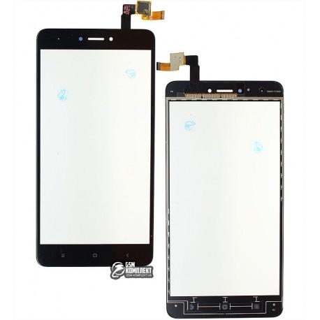 Тачскрин для Xiaomi Redmi Note 4 Global, чорний