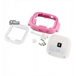 Корпус для детских часов Q90, TW3, розовый